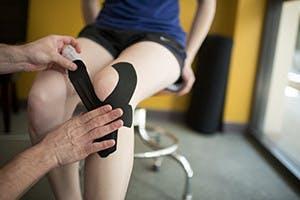 Therapeutic taping