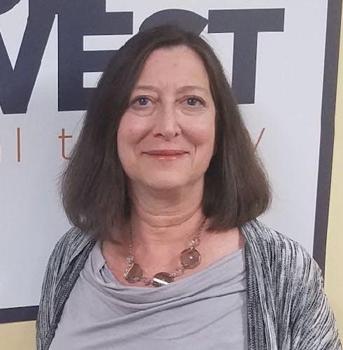 Nancy Barnard, Office Manager