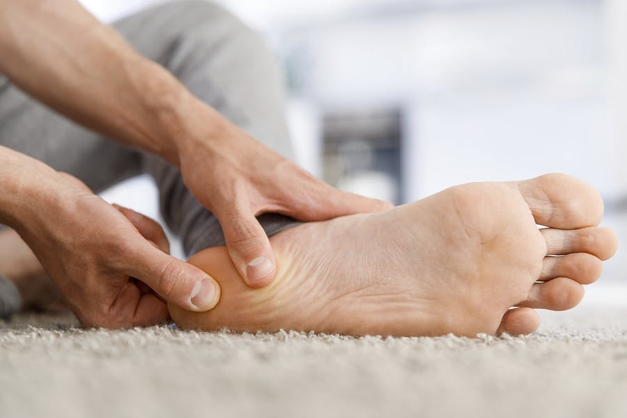 Heel pain treatment in Hillsboro & Portland