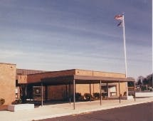 Jackson Elementary School in Jackson School, Oregon.