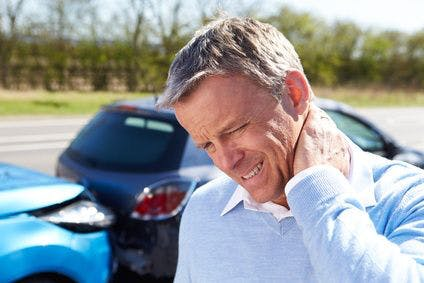 Car Accident Whiplash Therapy