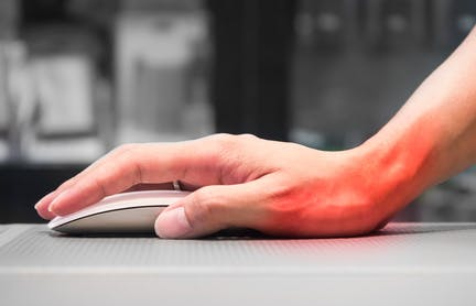 Carpal Tunnel Syndrome from Computer Work