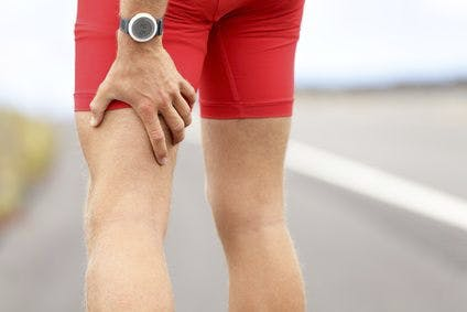 Hamstring Injury from Running