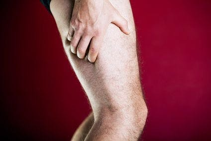 Leg pain from IT Band syndrome