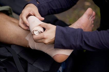 Sprained Ankle Injury Physical Therapy