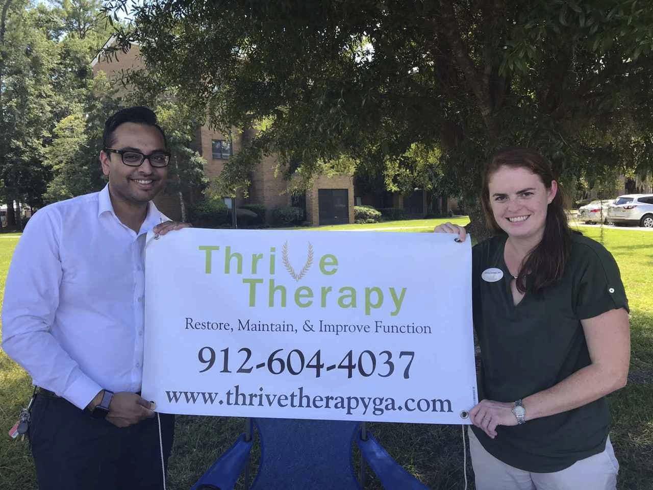 Thrive Therapy | Atlanta GA