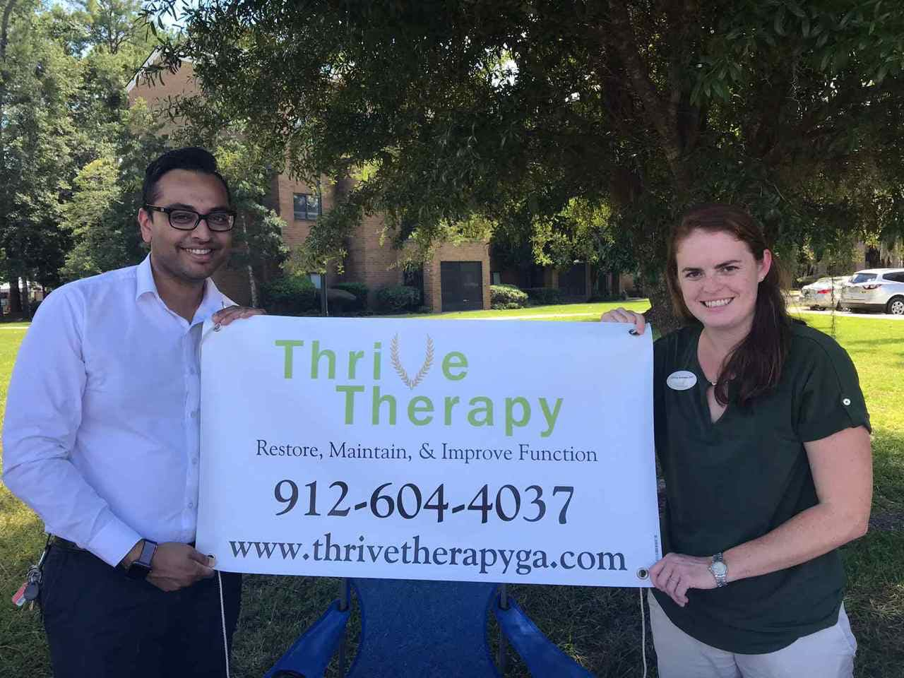 Thrive Therapy | Atlanta GA