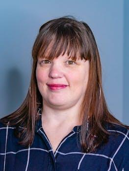 Amanda Schortgen, Administrative Assistant