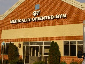 The Medically Oriented Gym (M.O.G.) at Gateau Physical Therapy