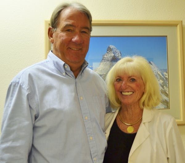 Carol and Leo Fracalosy