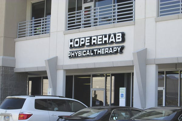 Hope Rehab Physical Therapy