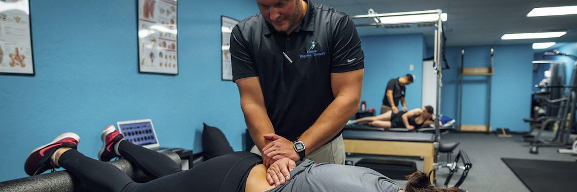 Physical Therapy Oklahoma City OK