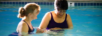 Indoor Aquatic Therapy