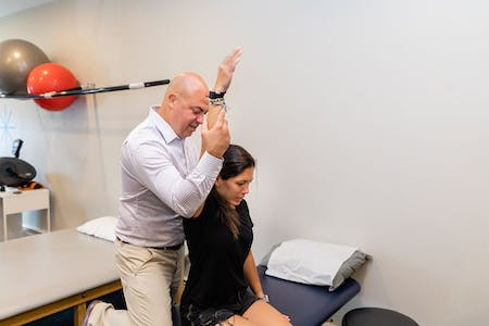 NJIB Physical Therapy] | Shoulder Pain