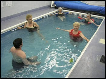 SportsCare Aquatic Therapy