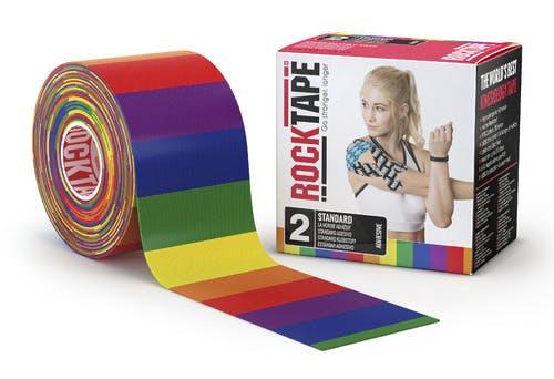 Box of RockTape Kinesiology Tape