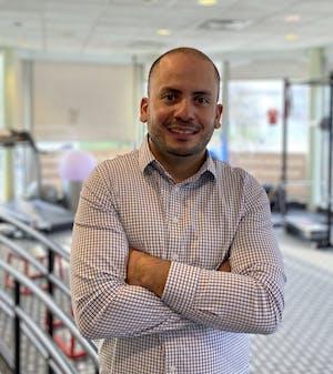 Danny Burbano LAc, PTA