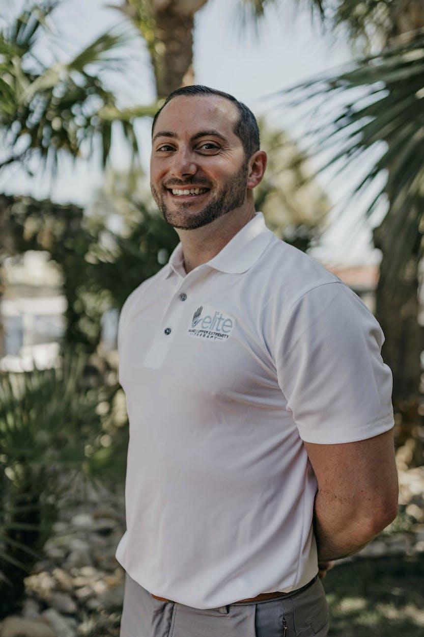 Daniel B., Elite Hand & Upper Extremity Therapy