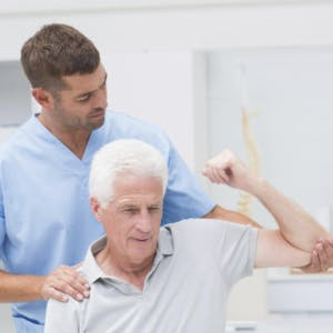 shoulder Physical Therapy in Troy, MI