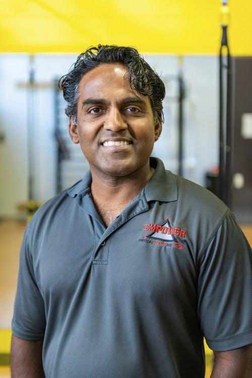 Rajendran Thangamuthu, DPT