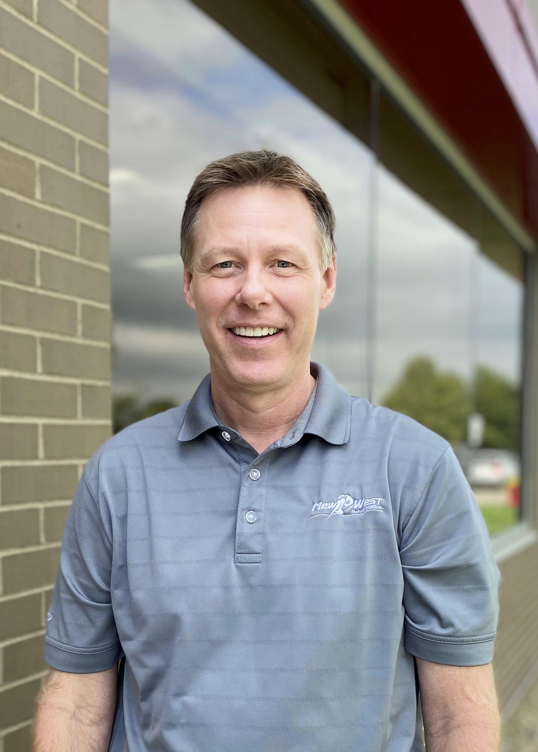 Terry Nitsch, PTA, ATC