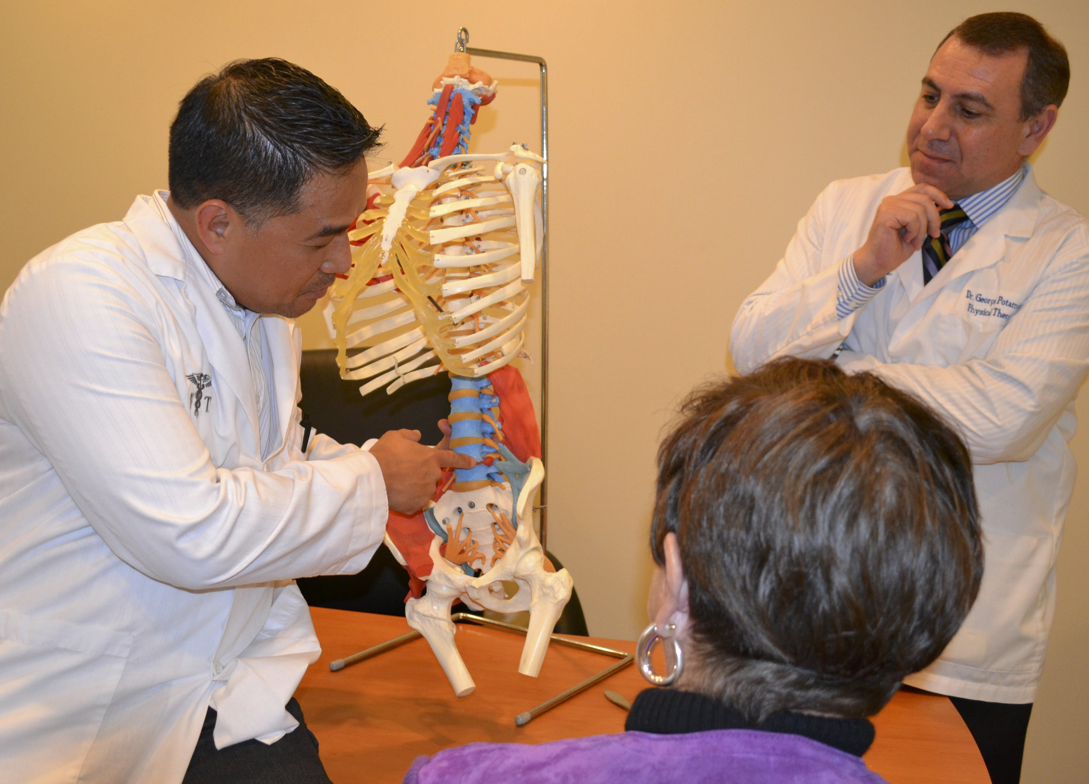 Spine Treatment