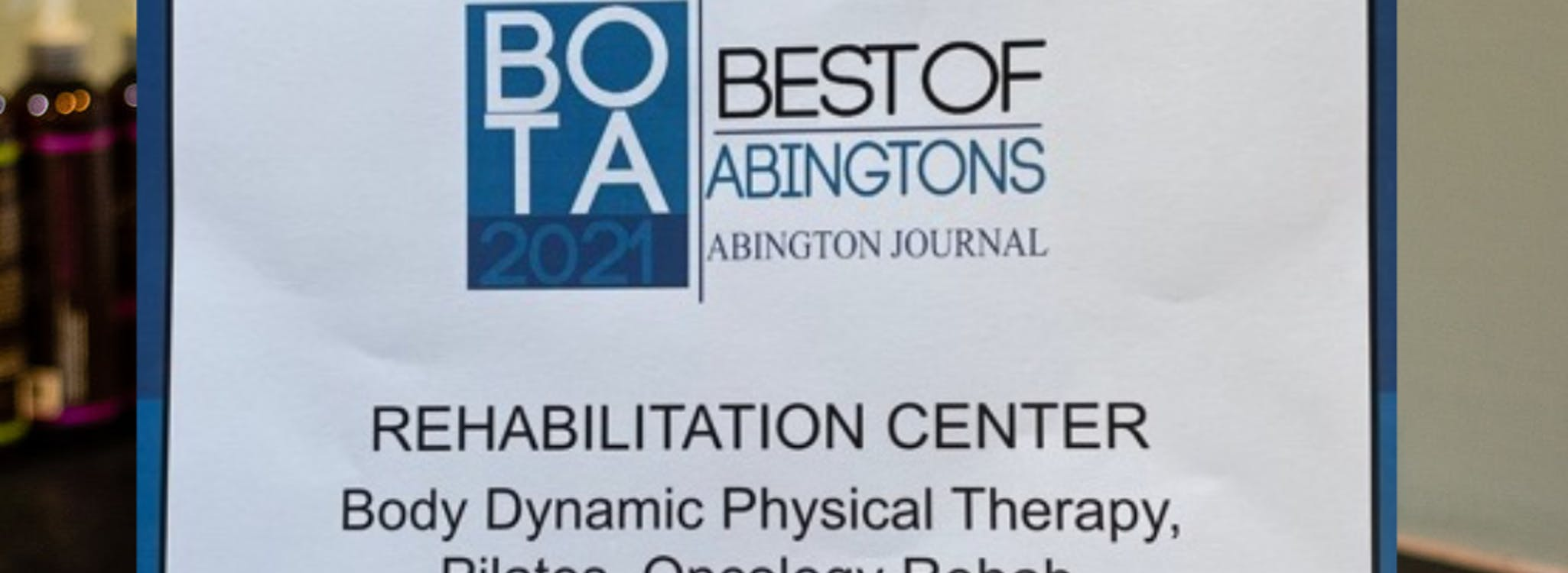 Body Dynamics Physical Therapy