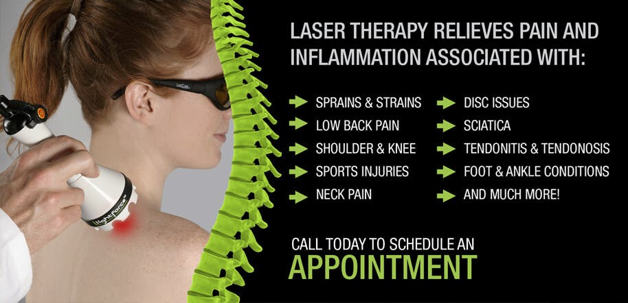 Laser Therapy Info