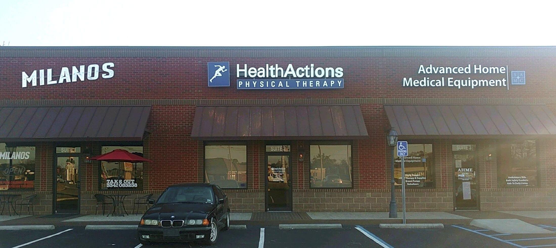 Physical Therapy Enterprise AL