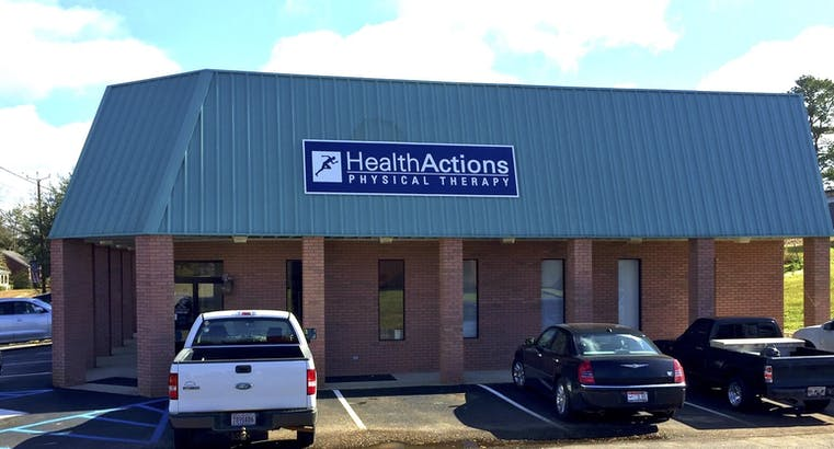Physical Therapy Thomasville AL
