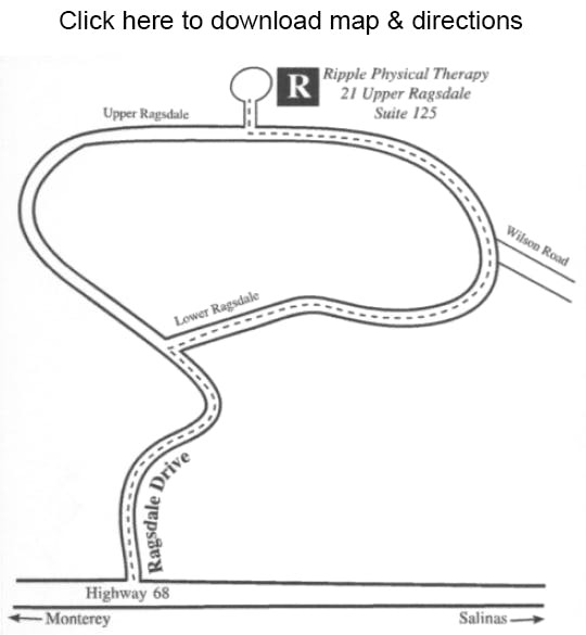 Map to Ripple Physical Therapy