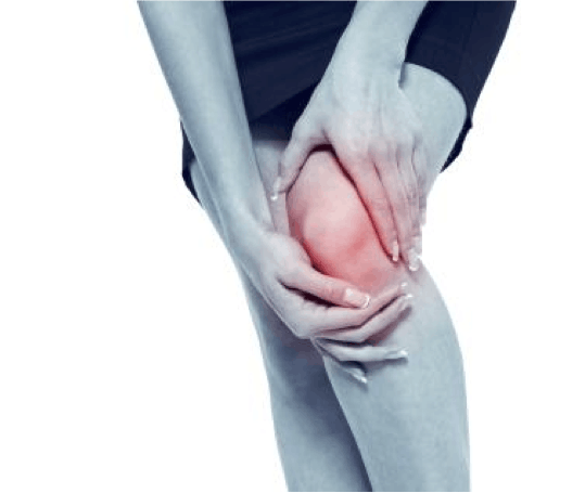 Description: knee pain