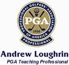 Andrew Loughrin PGA Teaching Professiona