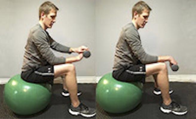 Eccentric Exercise