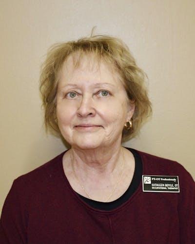 Kathleen Boyle, OT