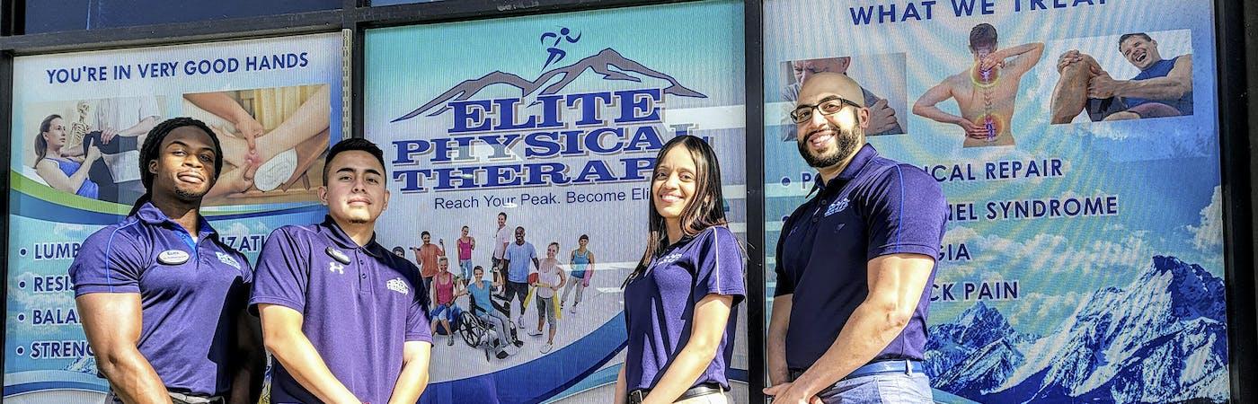 Elite Physical Therapy | Newark NJ