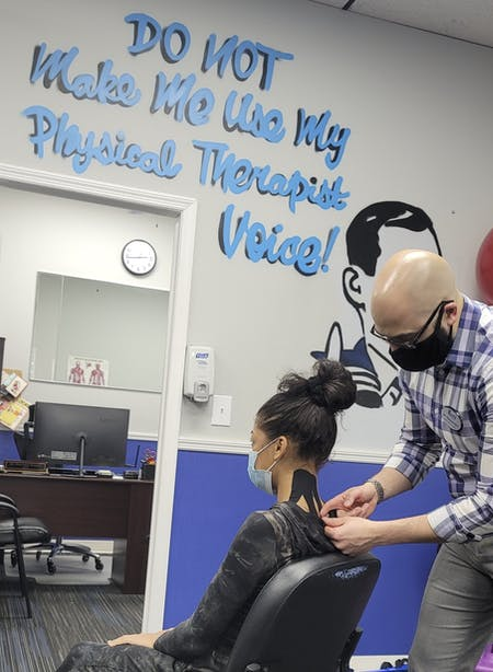 Elite Physical Therapy | Kinesio Tape | Kinesio Taping | Newark NJ