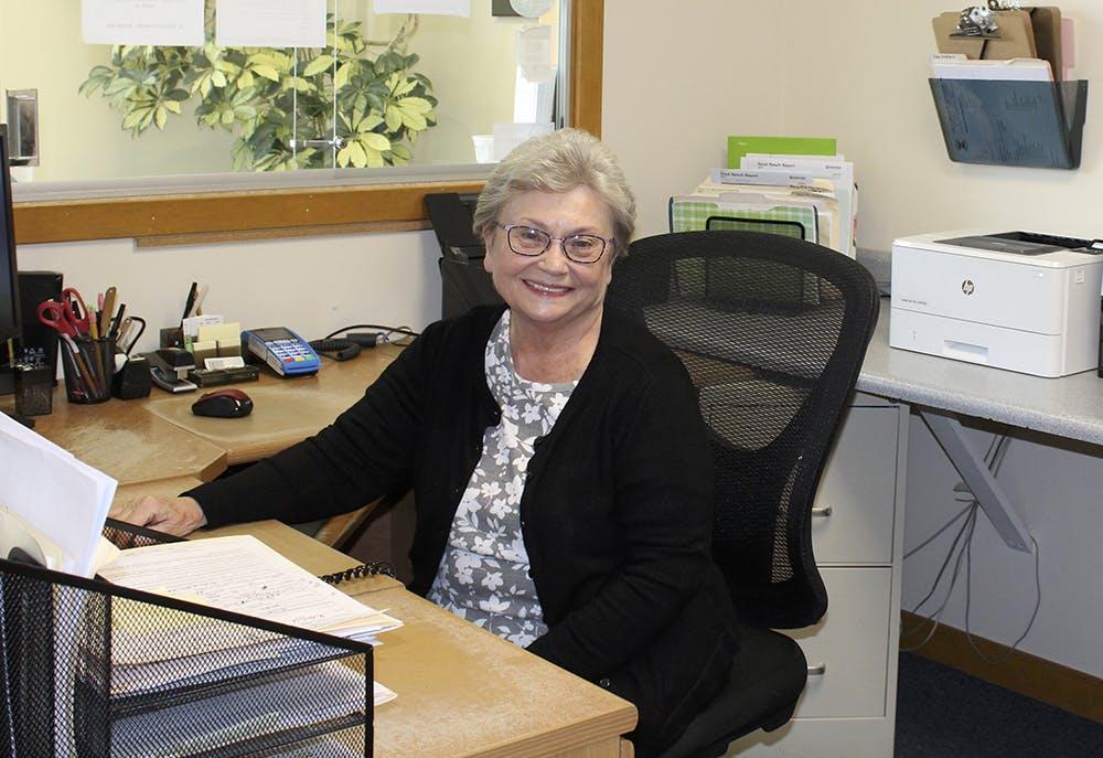 Roberta Spray, Office Manger