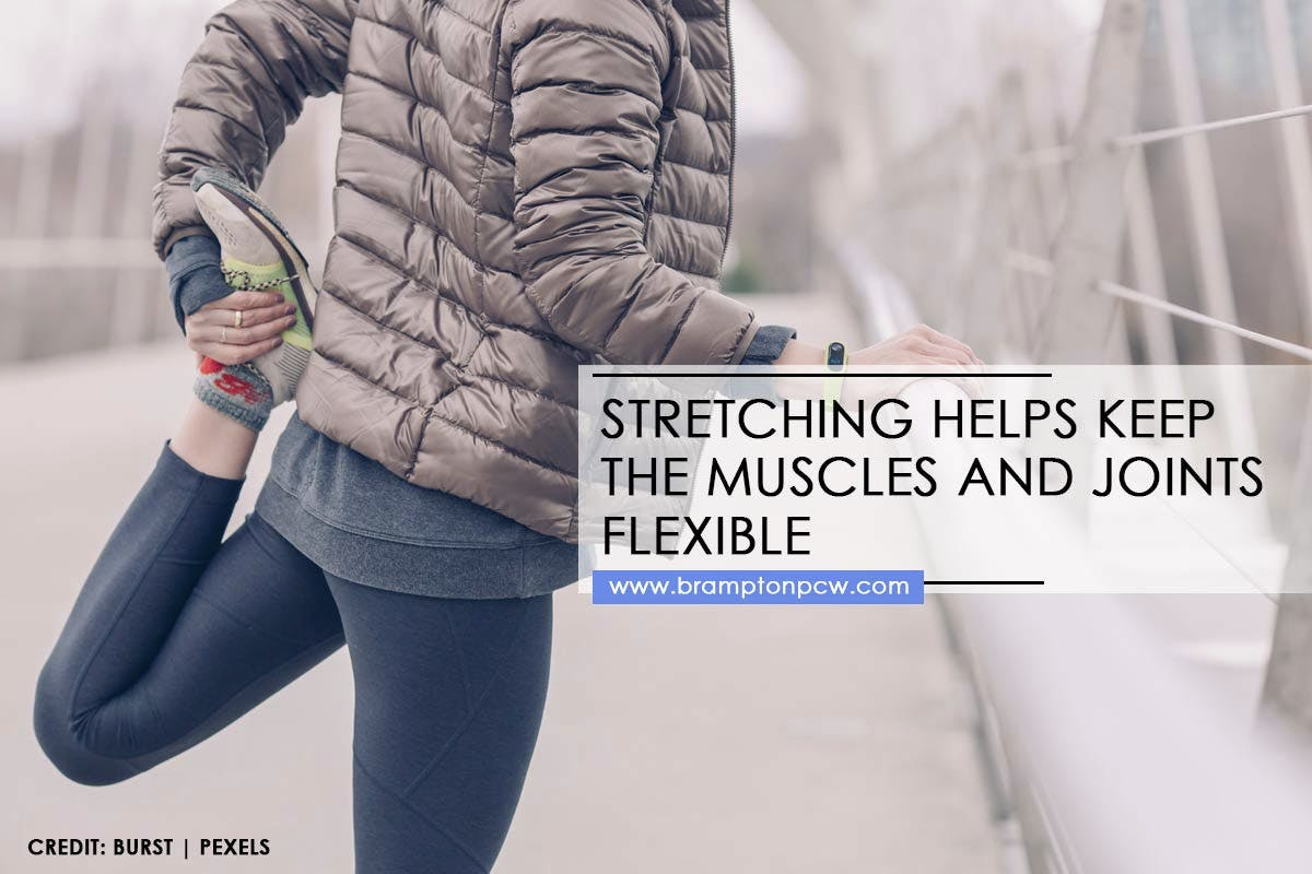 Stretching Done Right — How and When to Stretch
