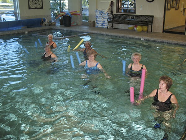 East Valley Physical Therapy   Aquatic Therapy   Mesa AZ