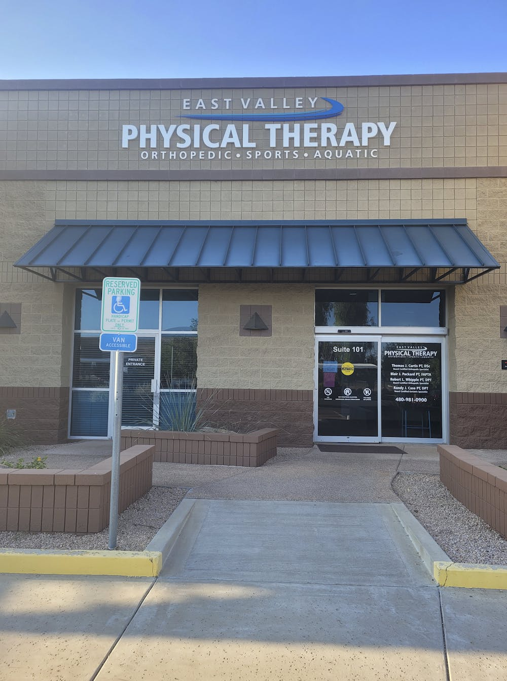 East Valley Physical Therapy   Mesa AZ