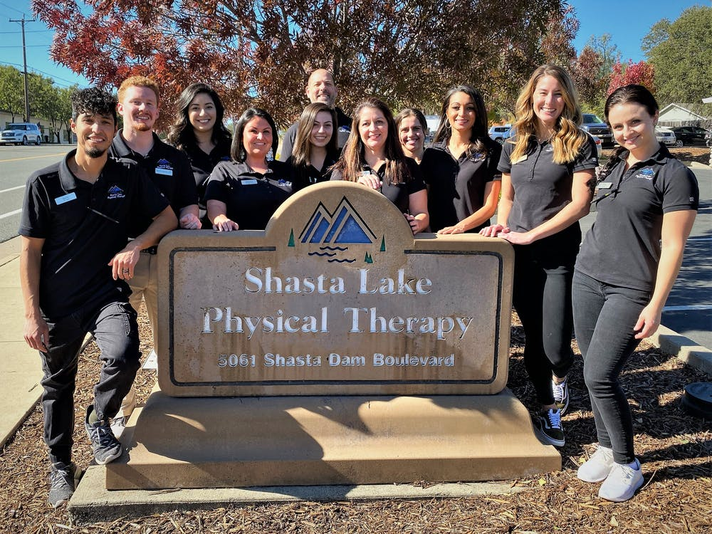 Shasta Physical Therapy Staff