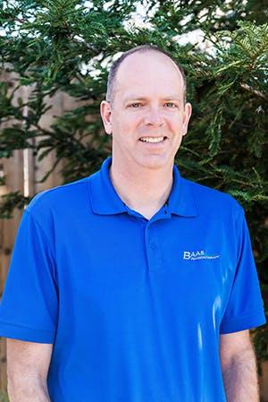 Brian Baas, PT
