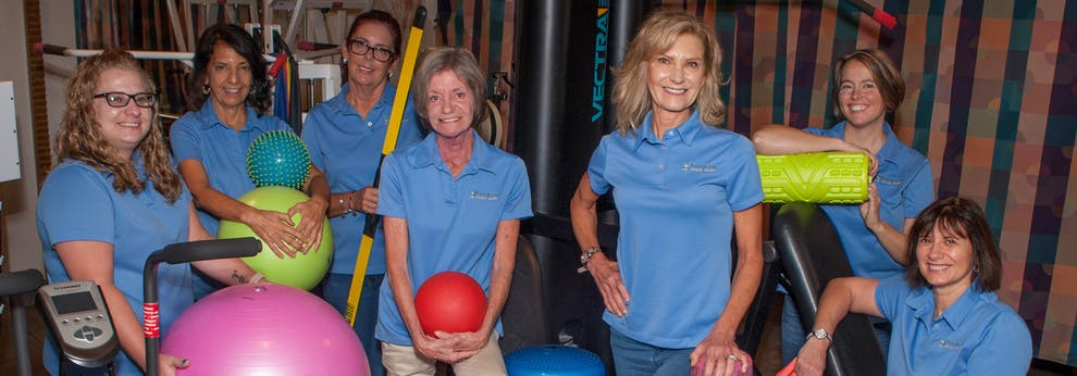 Farese Physical Therapy Staff