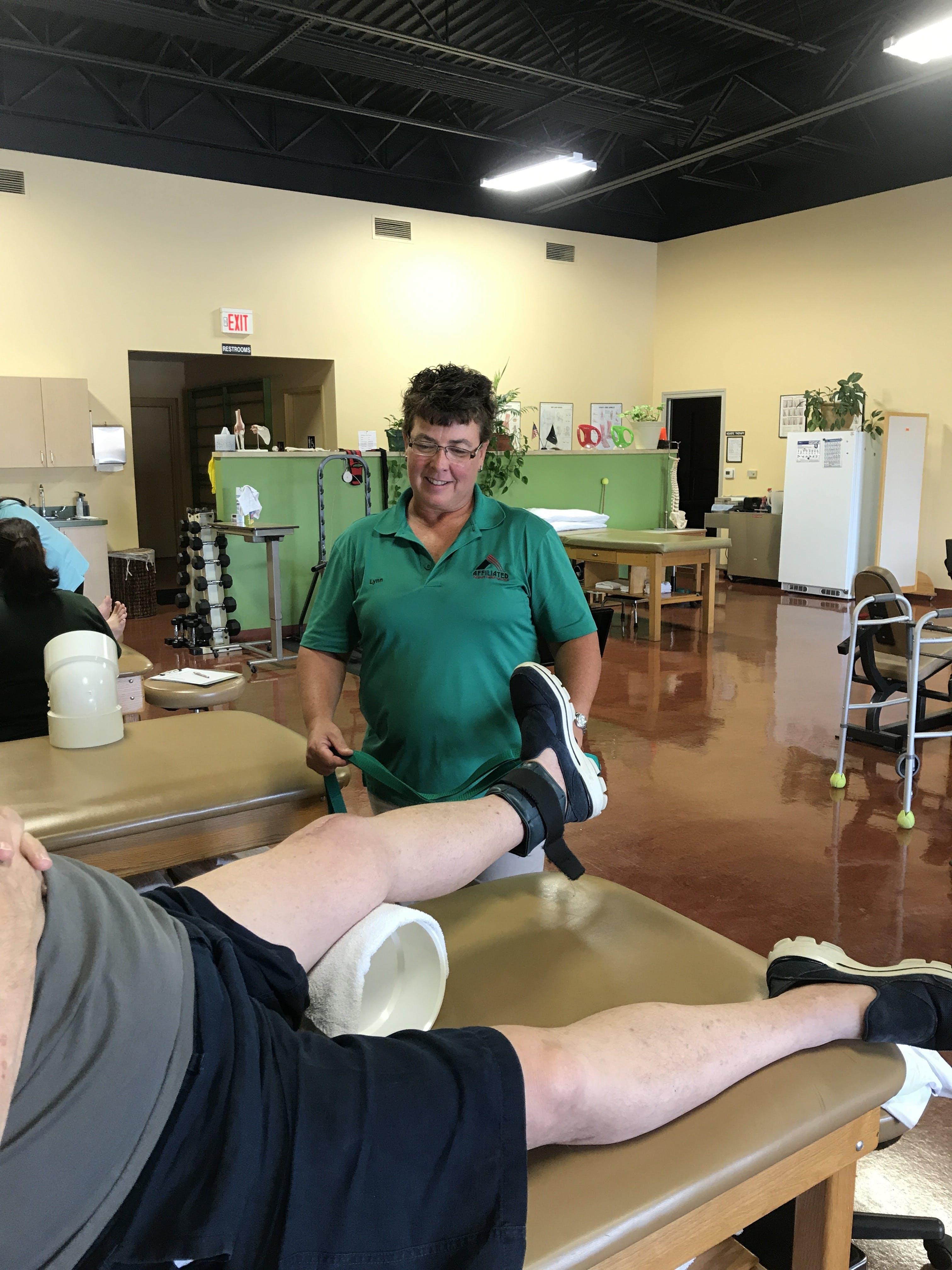 Knee Pain Corpus Christi