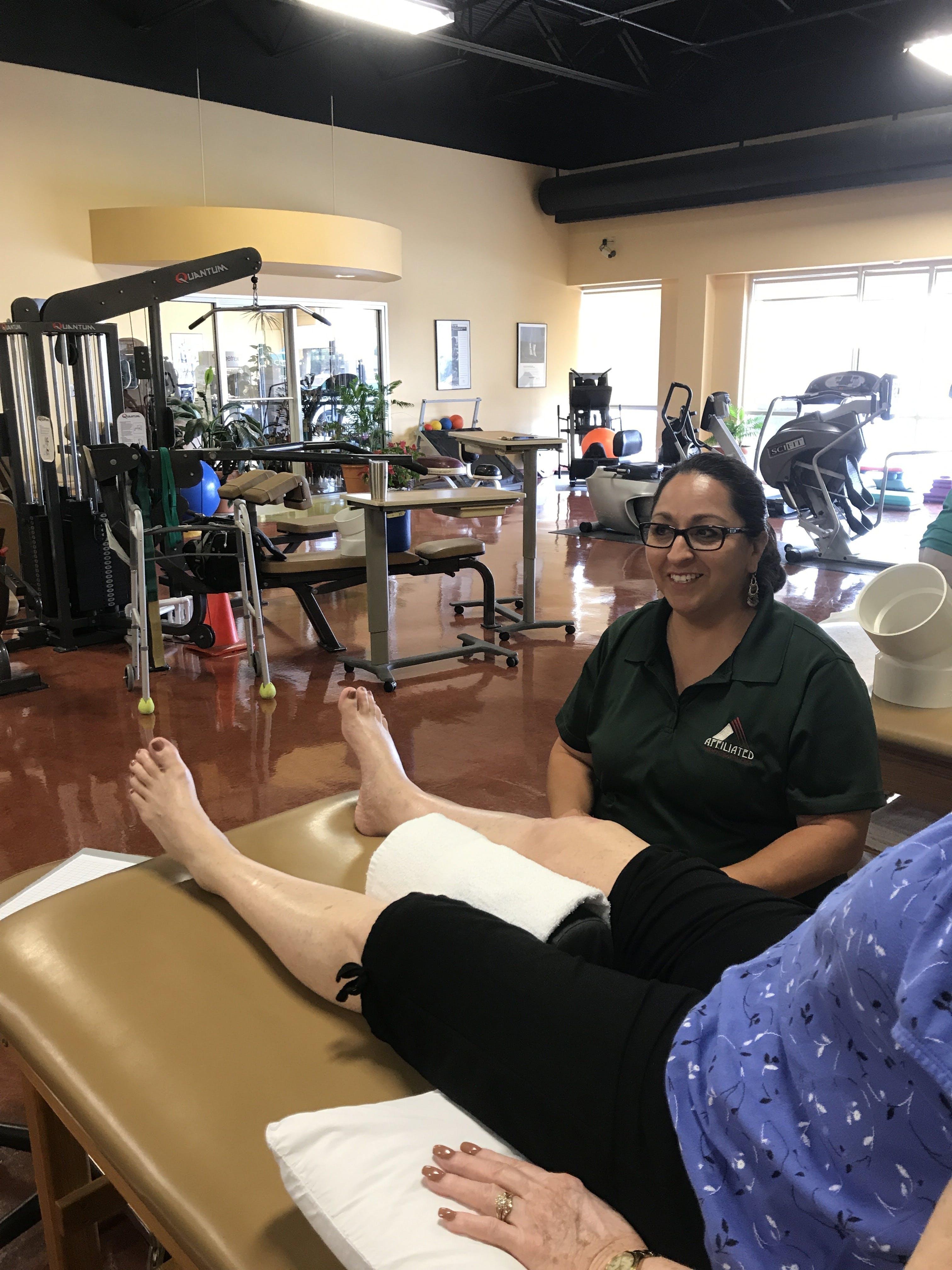 Corpus Christi Physical Therapist Affiliated