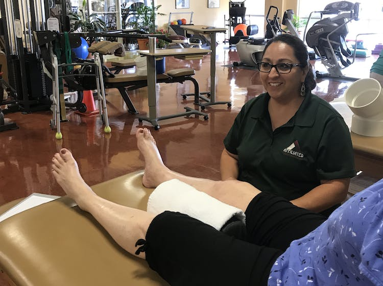 Corpus Christi Physical Therapist Affiliated