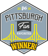 Pittsburgh Fan Favorites Winner 2018