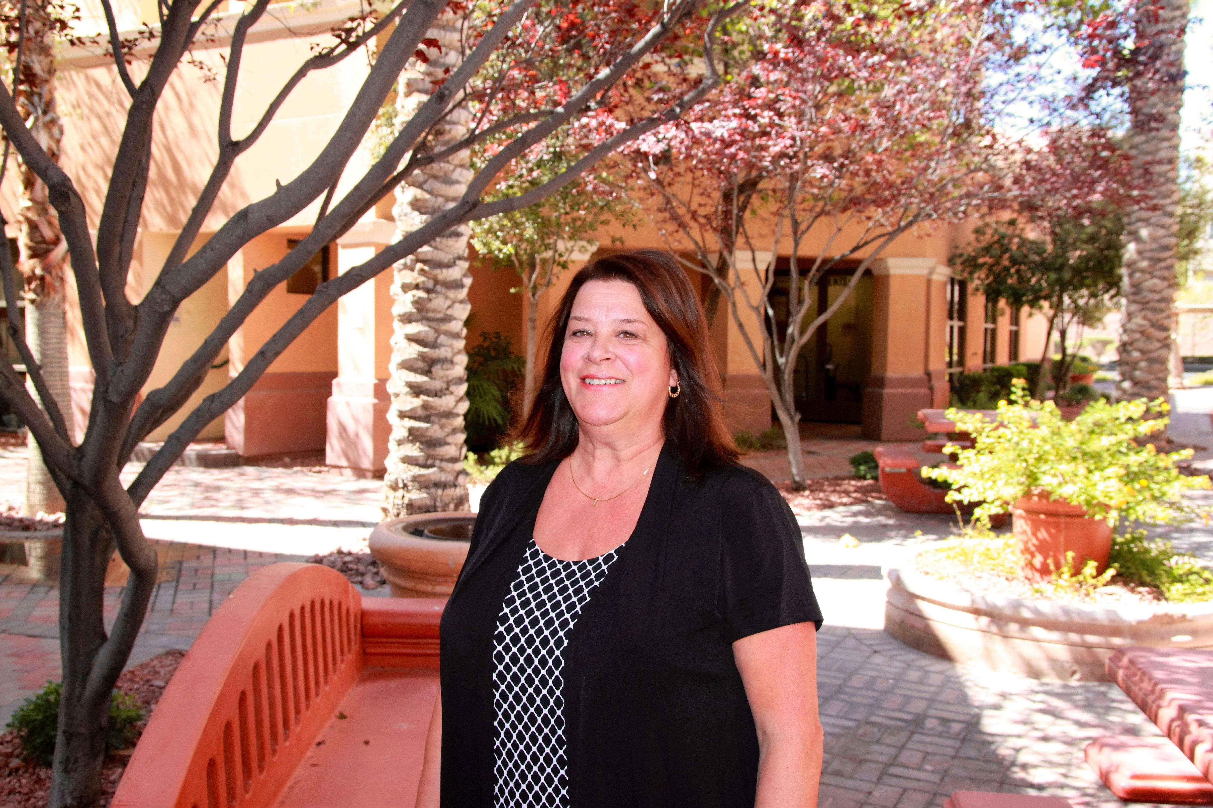 Diane VanVlack, Office Manager