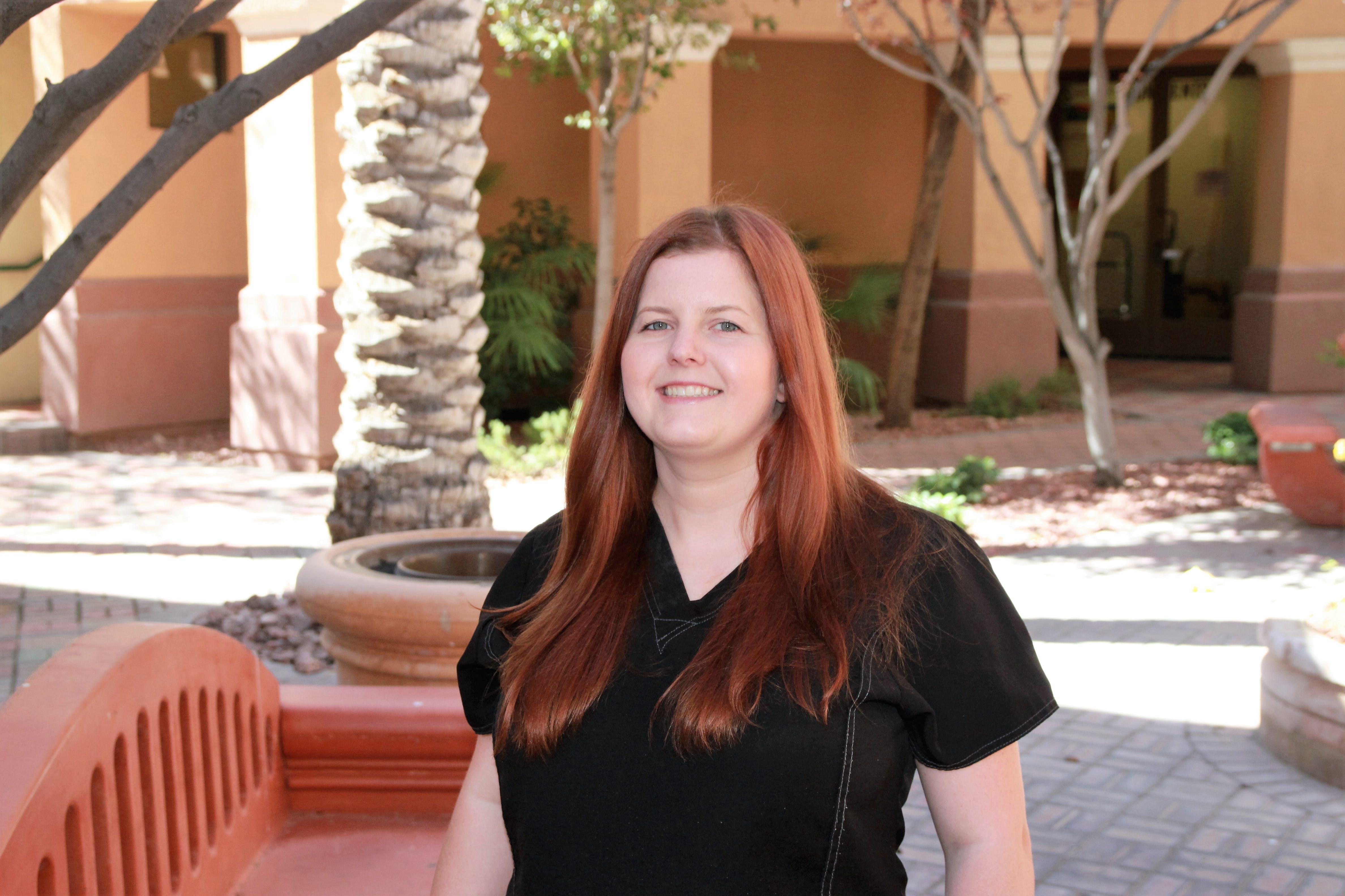 Karinne Crook, Technician